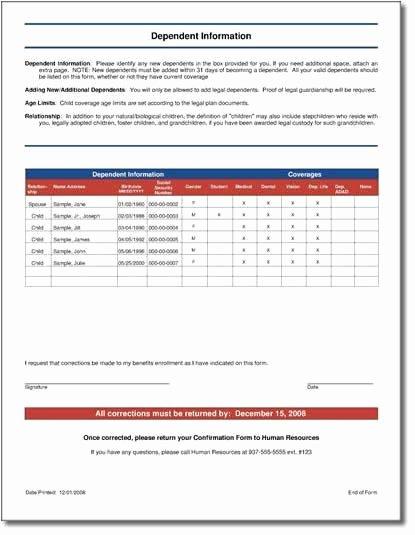 Open Enrollment Announcement Letter Elegant 27 Of Sample Benefits Open Enrollment Template