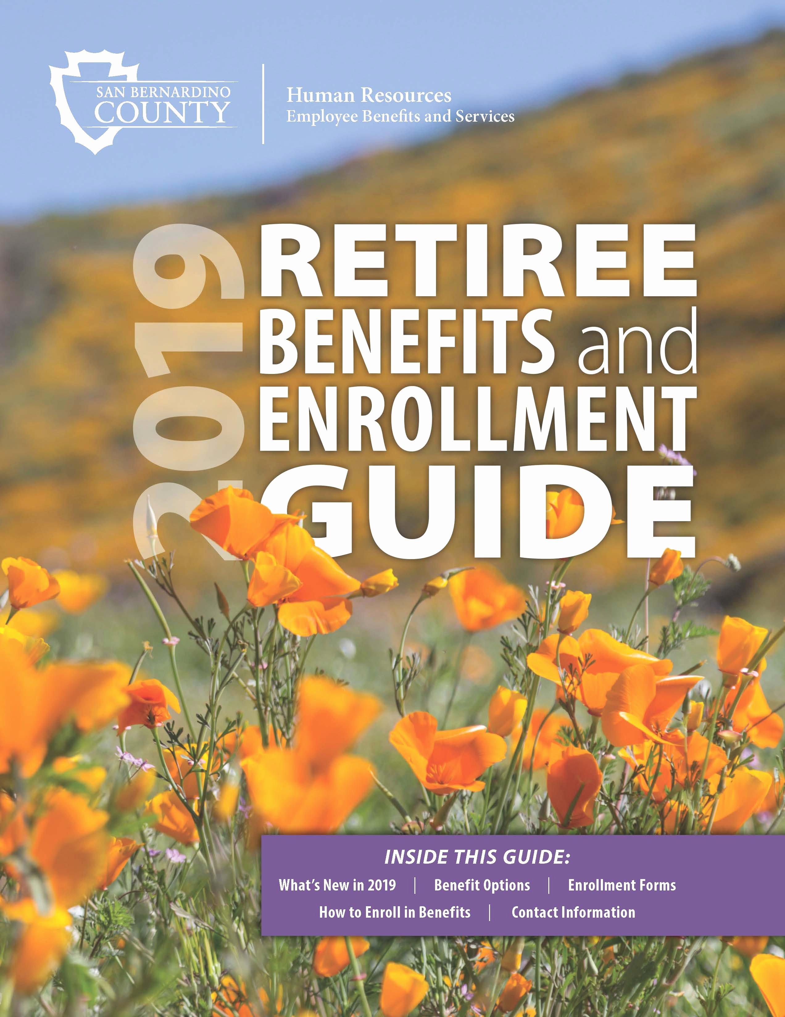 Open Enrollment Announcement Letter Inspirational 2019 Retiree Open Enrollment