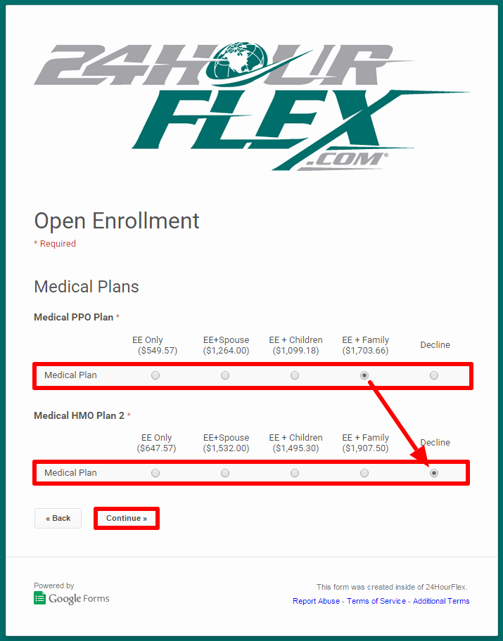 Open Enrollment Letter Template Fresh Cobra Open Enrollment Guide – 24hourflex