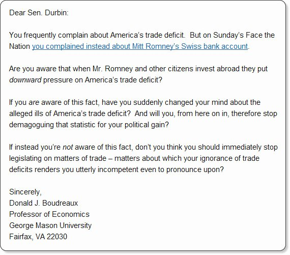 Open Enrollment Letter to Employees Fresh Open Letter to A Politician – Eppsnet