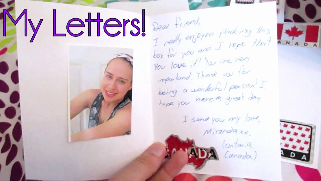 Operation Christmas Child Letter Samples Beautiful How I Do Operation Christmas Child Letters