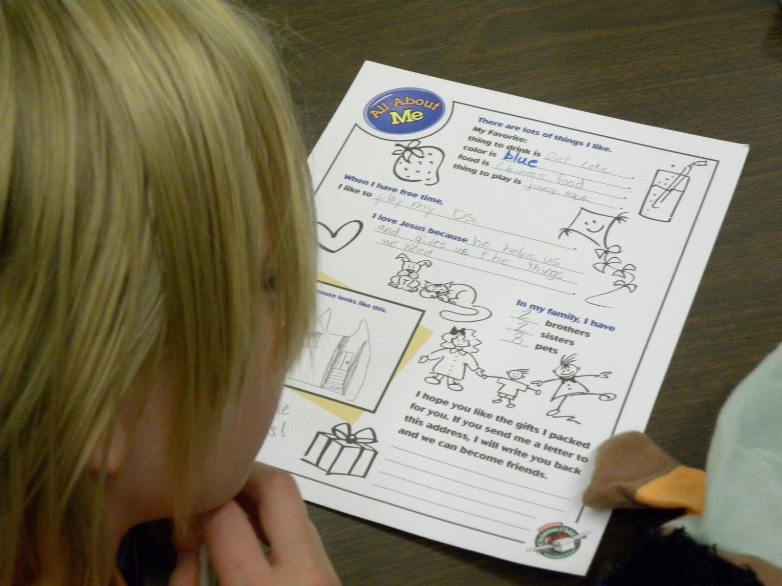 Operation Christmas Child Letter Samples Fresh Hidden In My Heart Operation Christmas Child 2011