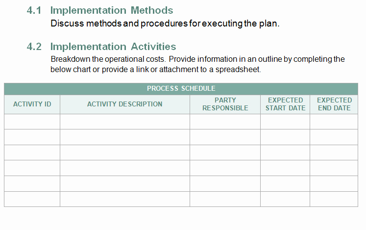Organizational Change Management Plan Template Fresh Download organizational Change Management Plan Template