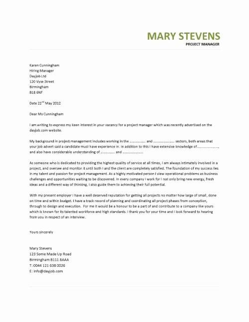 Organizational Development Cover Letter Beautiful Cover Letter Examples Resume Cv