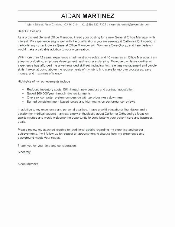 Organizational Development Cover Letter Elegant Cover Letter International organization – Trezvost