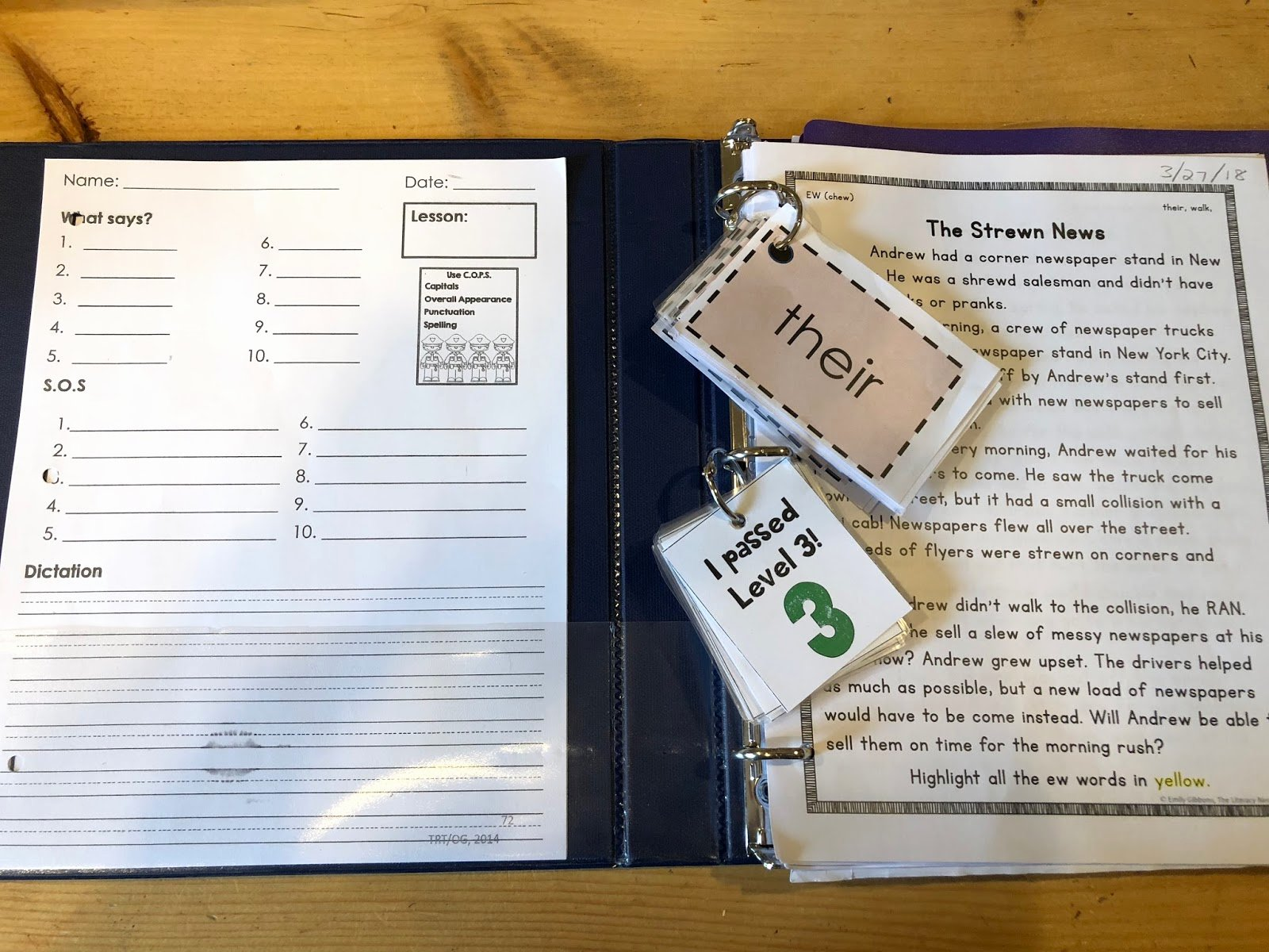 Orton Gillingham Lesson Plan Template Awesome the Literacy Nest