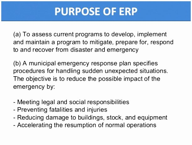 Osha Emergency Action Plan Template Awesome 10 Emergency Response Plan Template Osha Rppaw