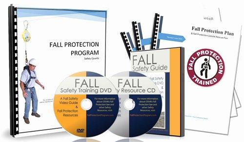 Osha Fall Protection Plan Template Lovely Osha Fall Protection Program & Fall Protection Training