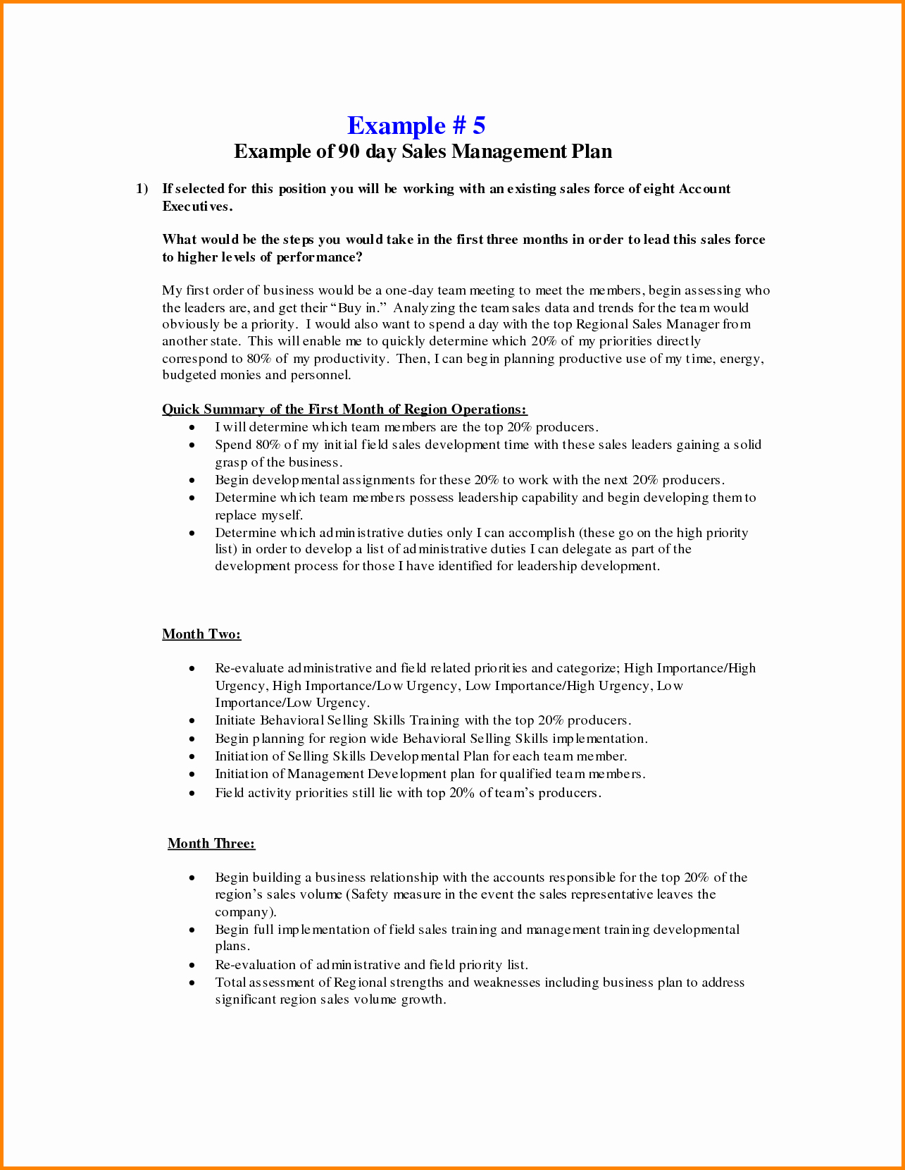 Otes Lesson Plan Template New 23 30 60 90 Day Plan Templates Pdf – 90 Day