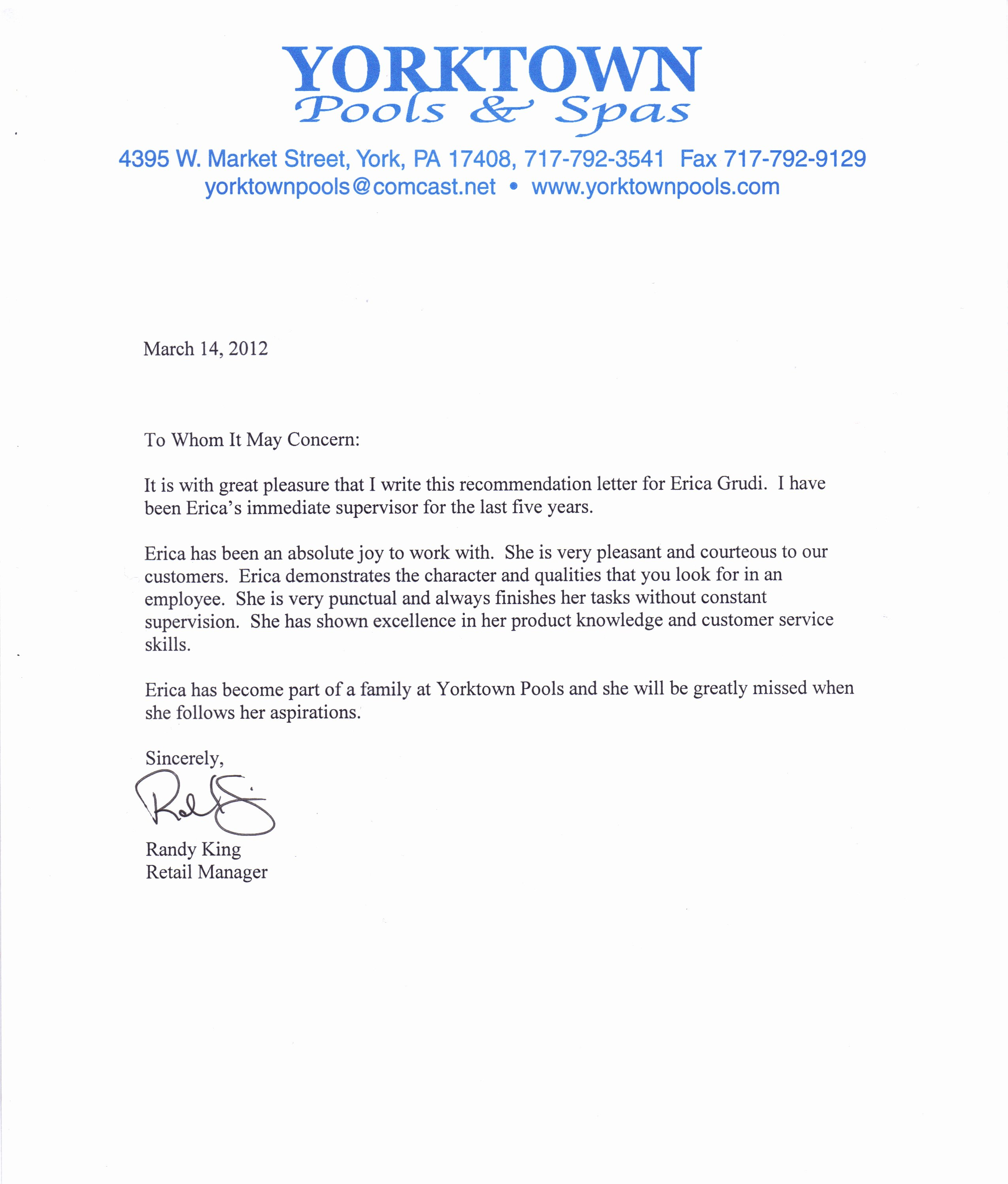 Pa Letter Of Recommendation Example Luxury Letter Of Re Mendation who Do You Address A Letter Of
