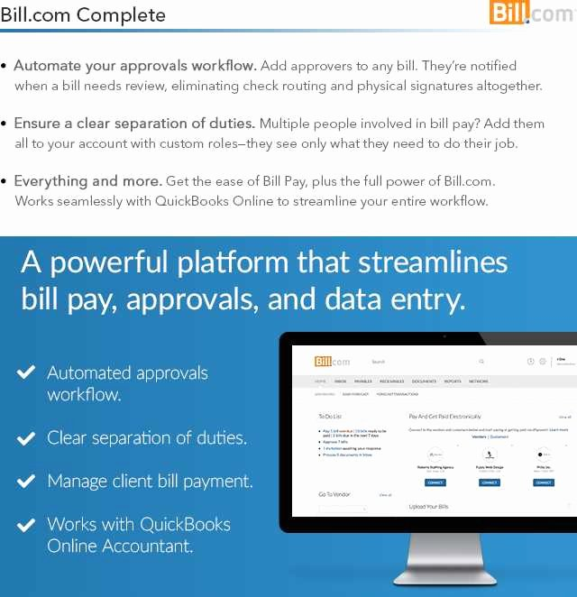 Paid In Full Free Online Elegant Bill Pay for Quickbooks Line and Bill