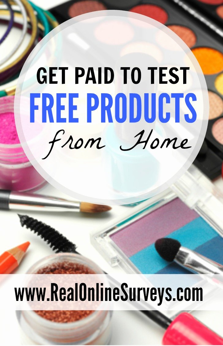 Paid In Full Free Online Lovely Get Paid to Test Free Products Line 10 Legit Product