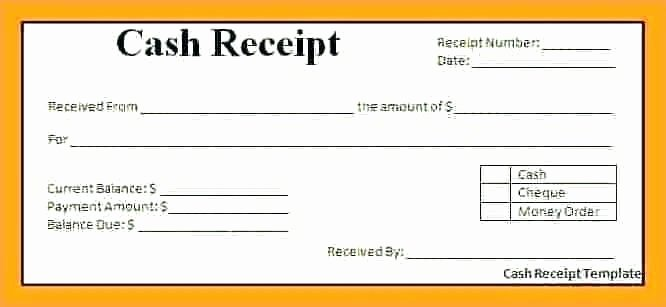 Paid In Full Receipt Elegant Paid In Full Receipt Template Part Payment Receipt format