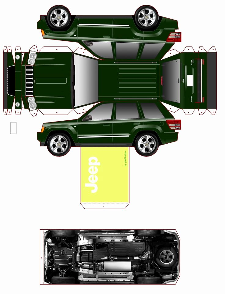 Paper Model Car Templates Lovely 1000 Images About Paper Model Craft On Pinterest