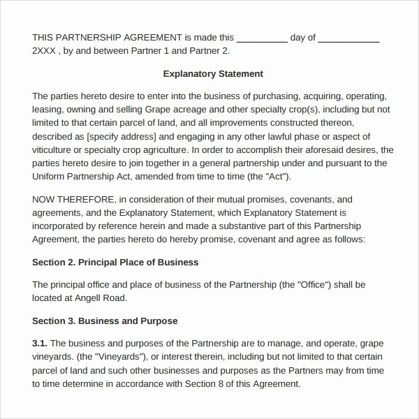 Partnership Buyout Agreement Beautiful 18 Sample Buy Sell Agreement Templates Word Pdf Pages