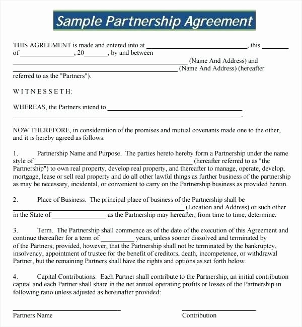 Partnership Buyout Agreement Beautiful Business Buyout Agreement