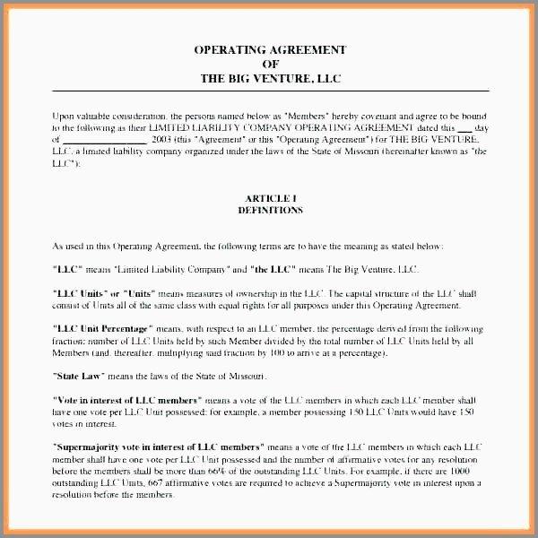 Partnership Buyout Agreement Luxury Business Buyout Agreement