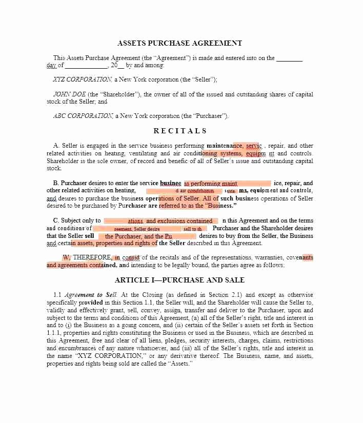 Partnership Buyout Agreement Template Awesome Simple Purchase Contract Template – Waldpaedagogikfo