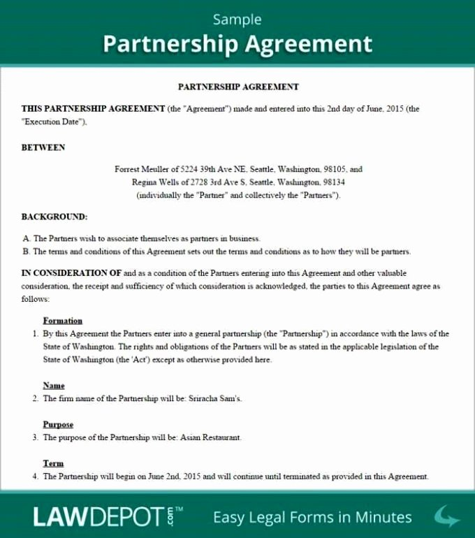 Partnership Buyout Agreement Template Best Of Partnership Buyout Agreement Template Sampletemplatess