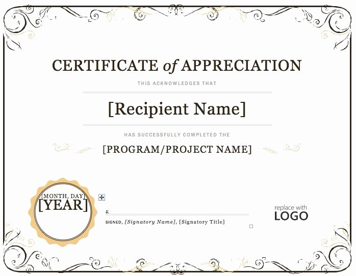 Pastor Appreciation Certificate Template Best Of 21 Best Pastor Appreciation Certificate Templates Images