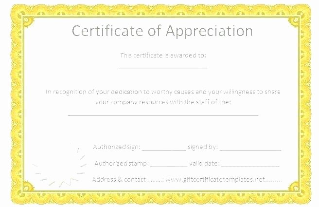 Pastor Appreciation Certificate Template Free Elegant thoughtful Pastor Appreciation Certificate Templates to