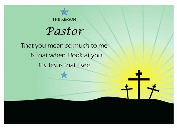 pastor appreciation certificate template free