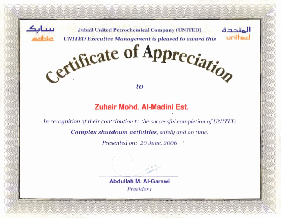 Pastor Appreciation Certificate Template Fresh Quotes Recognition Certificates Quotesgram