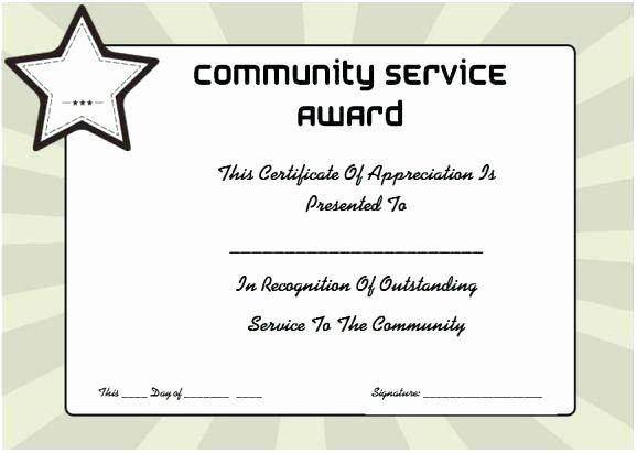 Pastor Appreciation Certificate Template Luxury Sample Certificate Appreciation Portray Enticing for