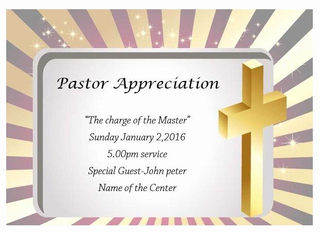 Pastor Appreciation Certificate Template Unique thoughtful Pastor Appreciation Certificate Templates to