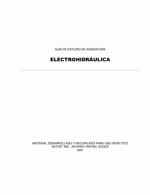 Patient Missed Appointment Letter Template Unique Jrd Módulo Electrohidráulica Students Pdf by Centro