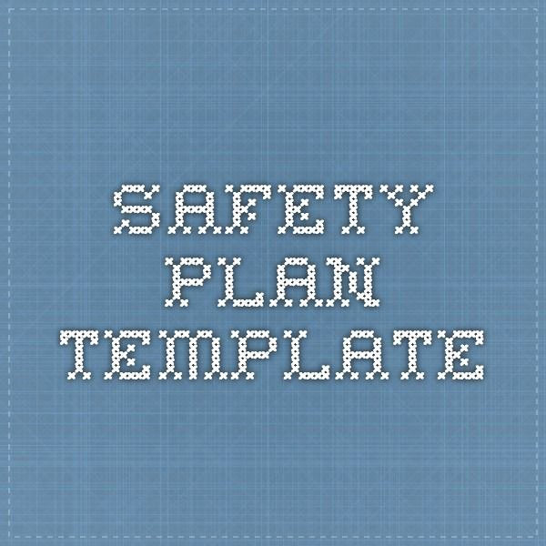 Patient Safety Plan Template Beautiful Safety Plan Template Self Injury Self Harm