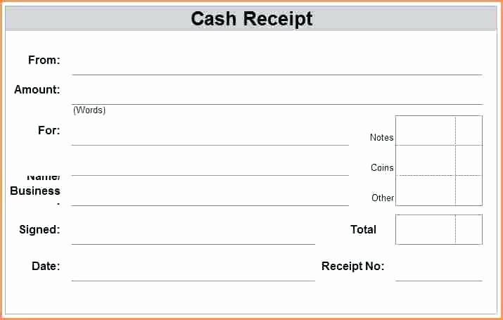 Payment Receipt format Doc Awesome Cash Bill format Doc