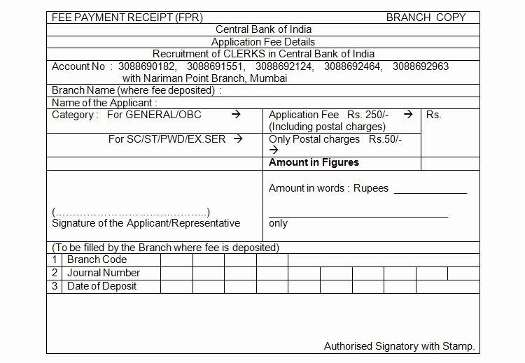 Payment Receipt format Doc Fresh 40 Payment Receipt Templates Doc Pdf