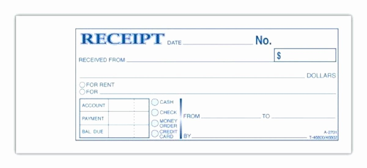 Payment Receipt format Doc Fresh Payment Receipt Template Sample forms 8 Free Documents In