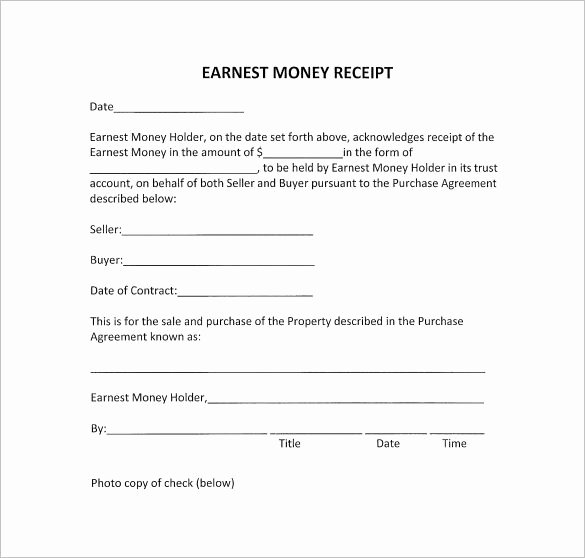Payment Receipt format Doc New Money Receipt format Receipt Template Doc for Word