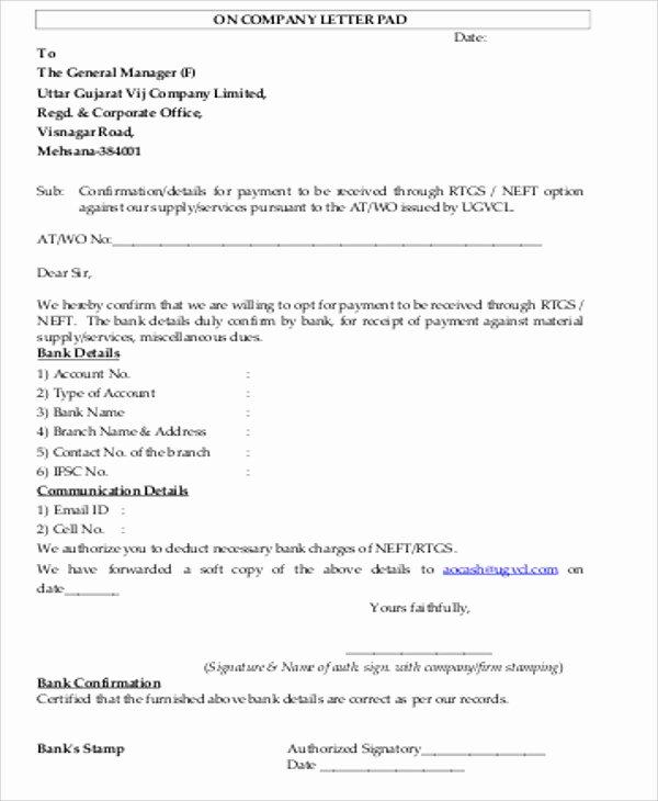 Payment Receipt Letter Sample Fresh 8 Sample Payment Received Receipt Letters Pdf Doc