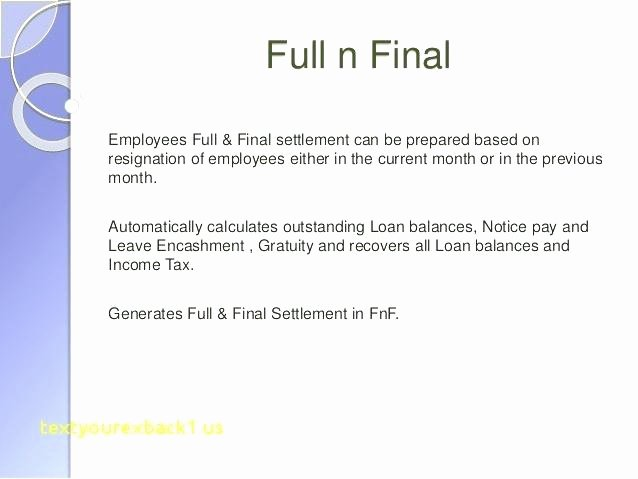 Payment Settlement Letter format Awesome 10 Payment Settlement Letter format