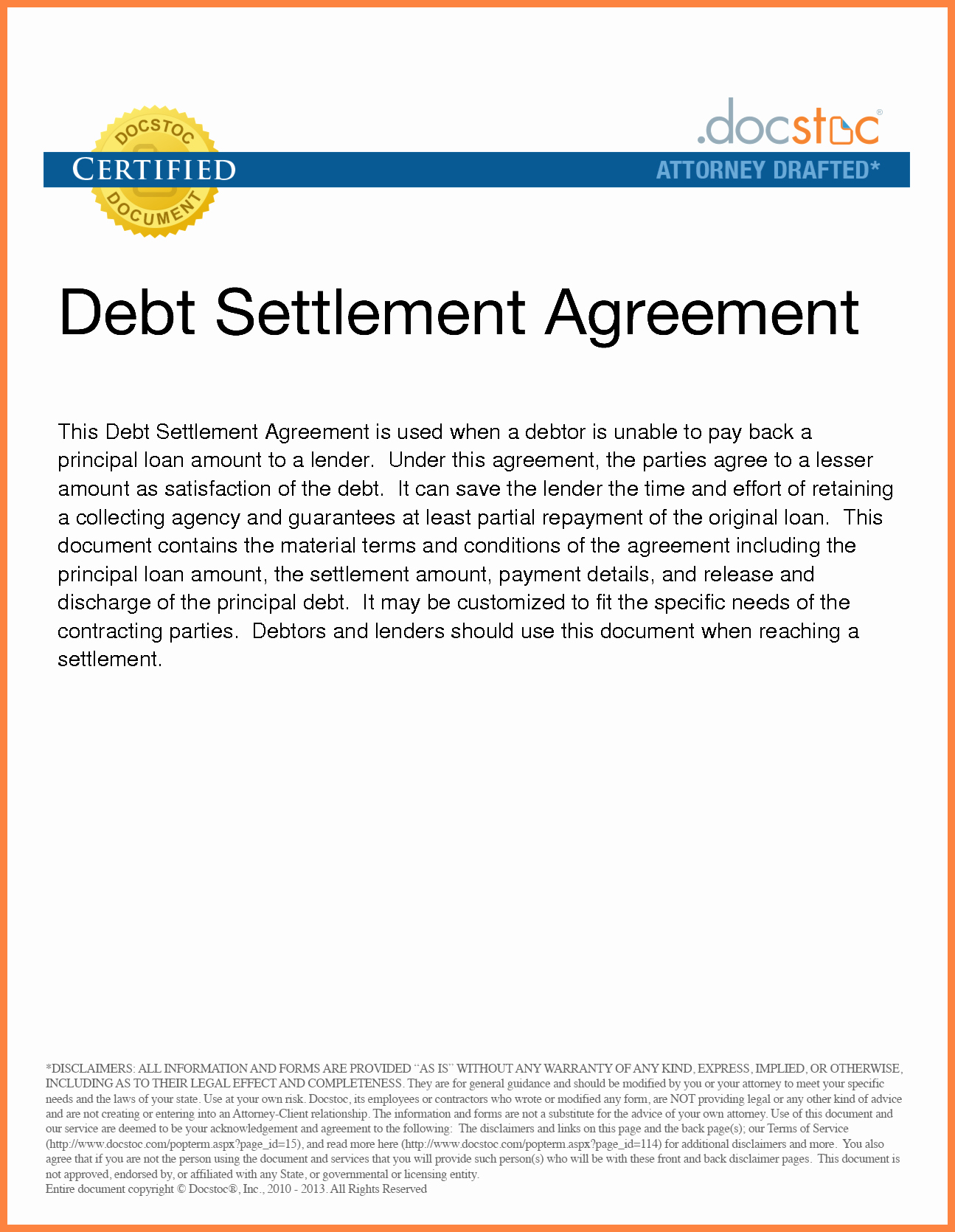 Payment Settlement Letter format Luxury 4 Irs Debt Settlement
