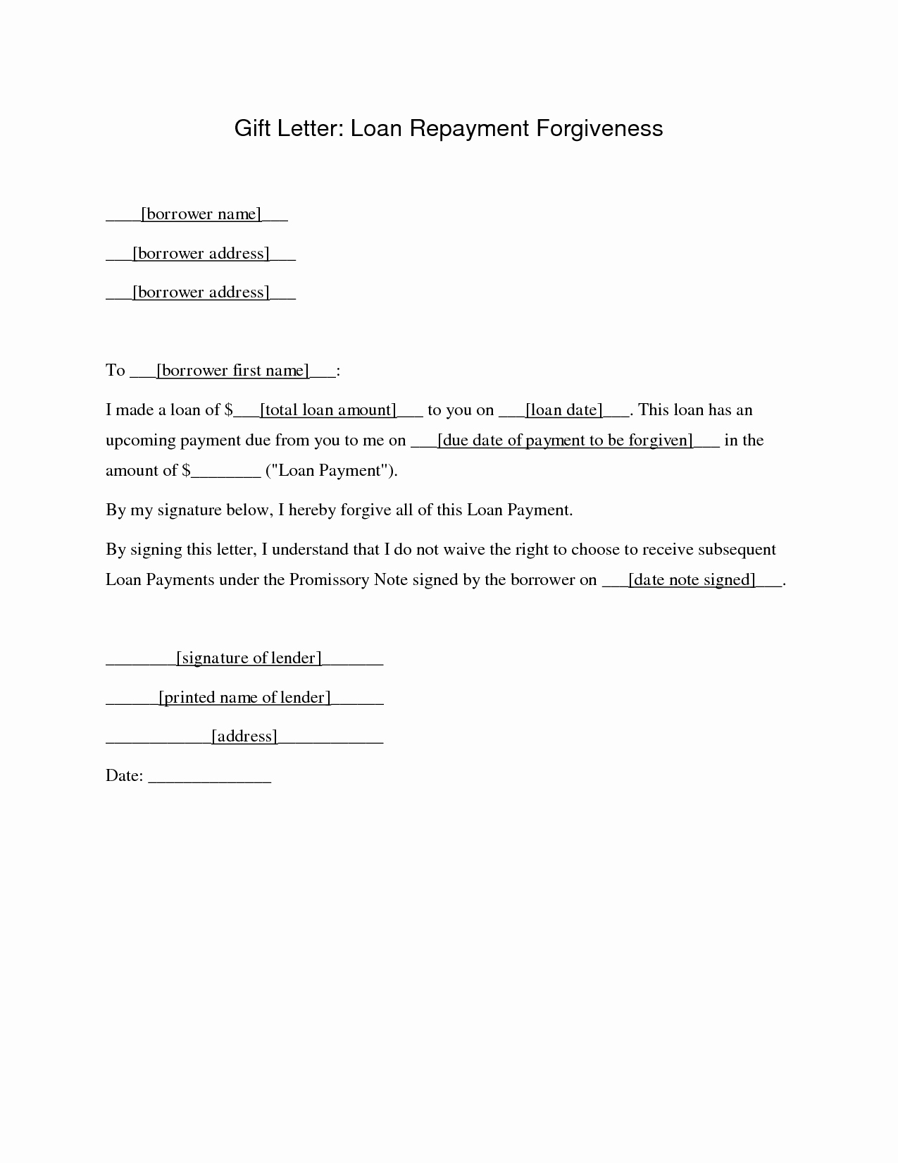 Payment Shock Letter Fresh Mortgage Payment Letter Sample to Pin On