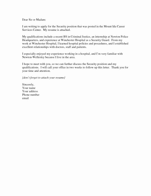 Payment Shock Letter Template Awesome Cover Letter Dear Sir