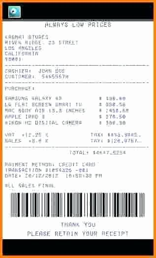 Paypal Fake Receipt Generator Luxury How to Create A Fake Receipt Itemized Receipt Create Fake