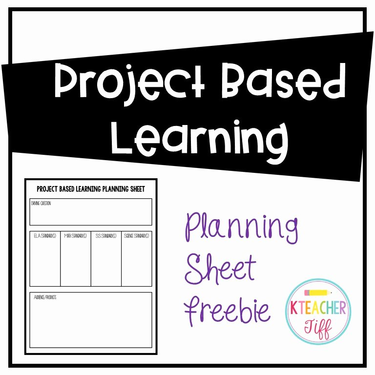Pbl Lesson Plan Template Beautiful Project Based Learning In Kindergarten Kteachertiff