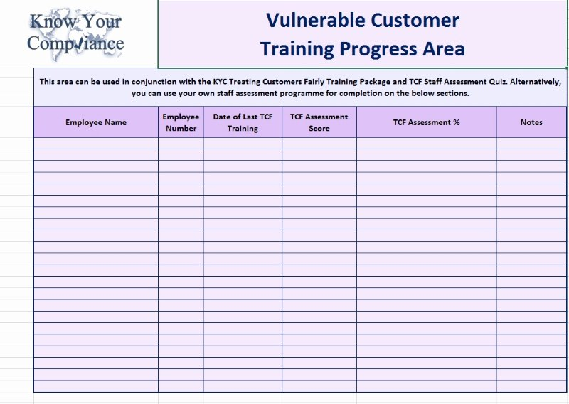 Pci Gap Analysis Template Awesome Vul Trainingreport