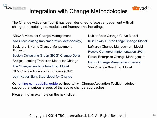 Pci Gap Analysis Template Fresh Change Activation toolkit — An Opportunity Overview