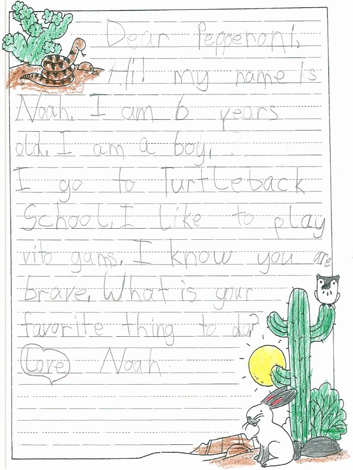 Pen Pal Letter format Inspirational Writing A Letter to A Penpal Example