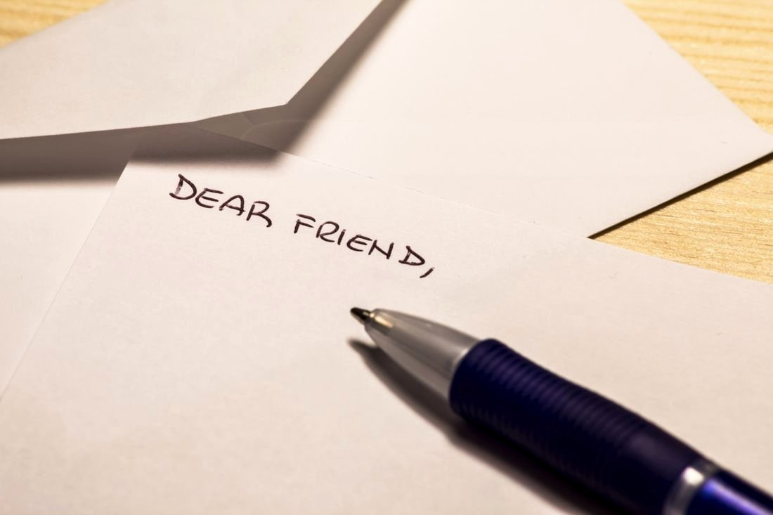 Pen Pal Letter format Lovely Writing Your First Letter to A Pen Pal with Sample