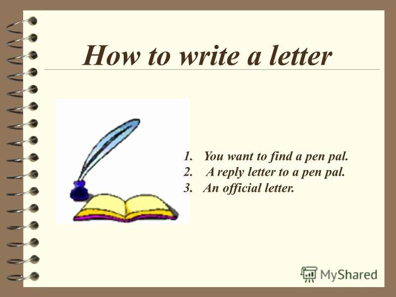 Pen Pal Letter format New Write A Penpal
