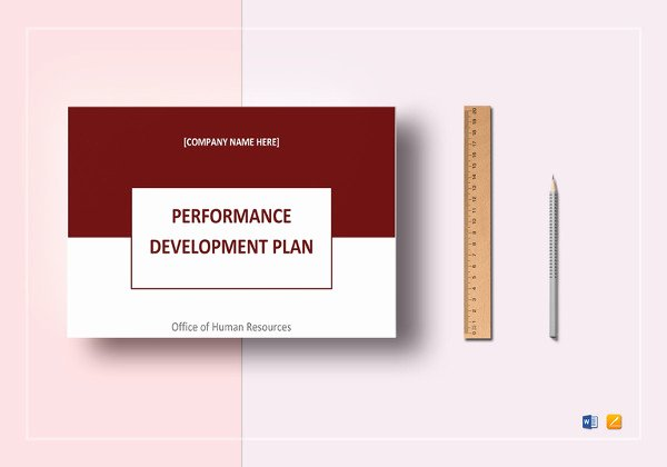 Performance Development Plan Template Unique 10 Individual Development Plan Examples & Samples Pdf Word