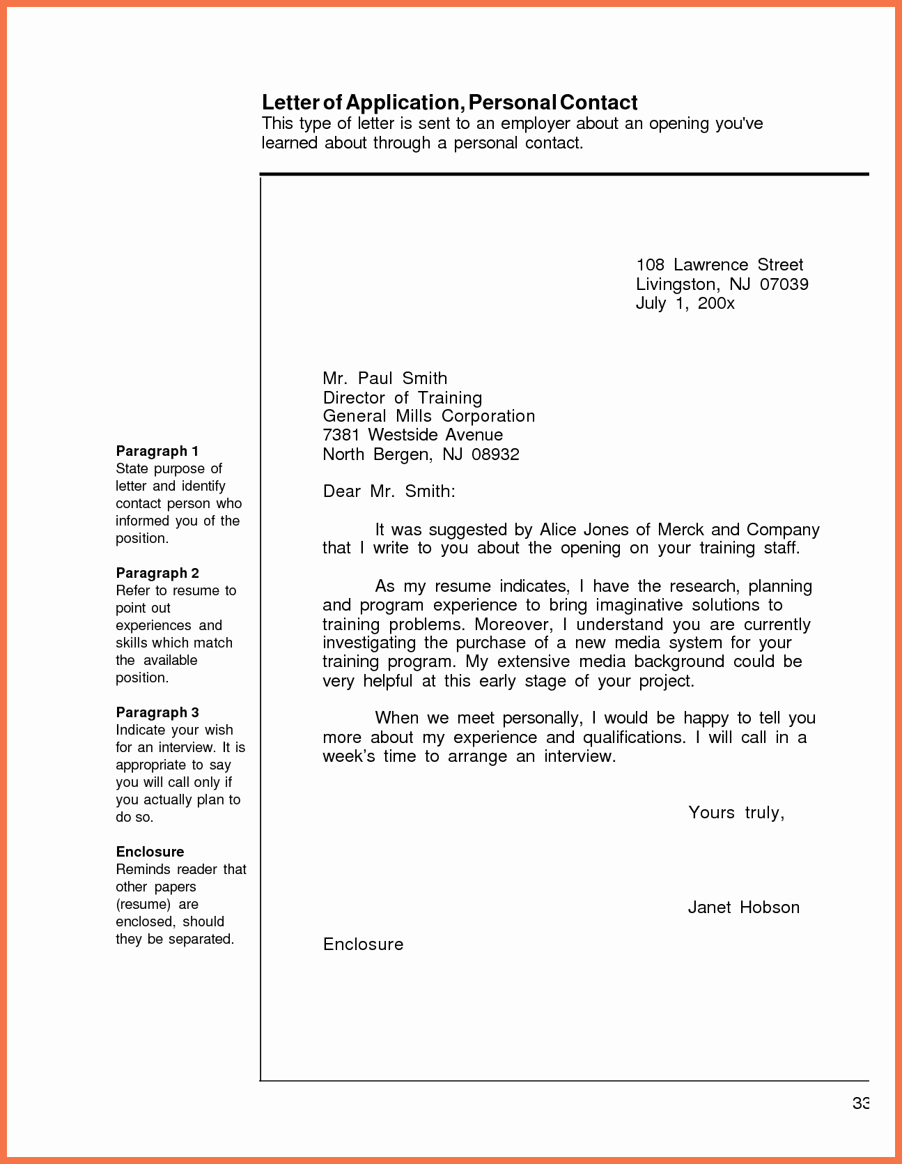Personal Letter format Examples Luxury Personal Letter format
