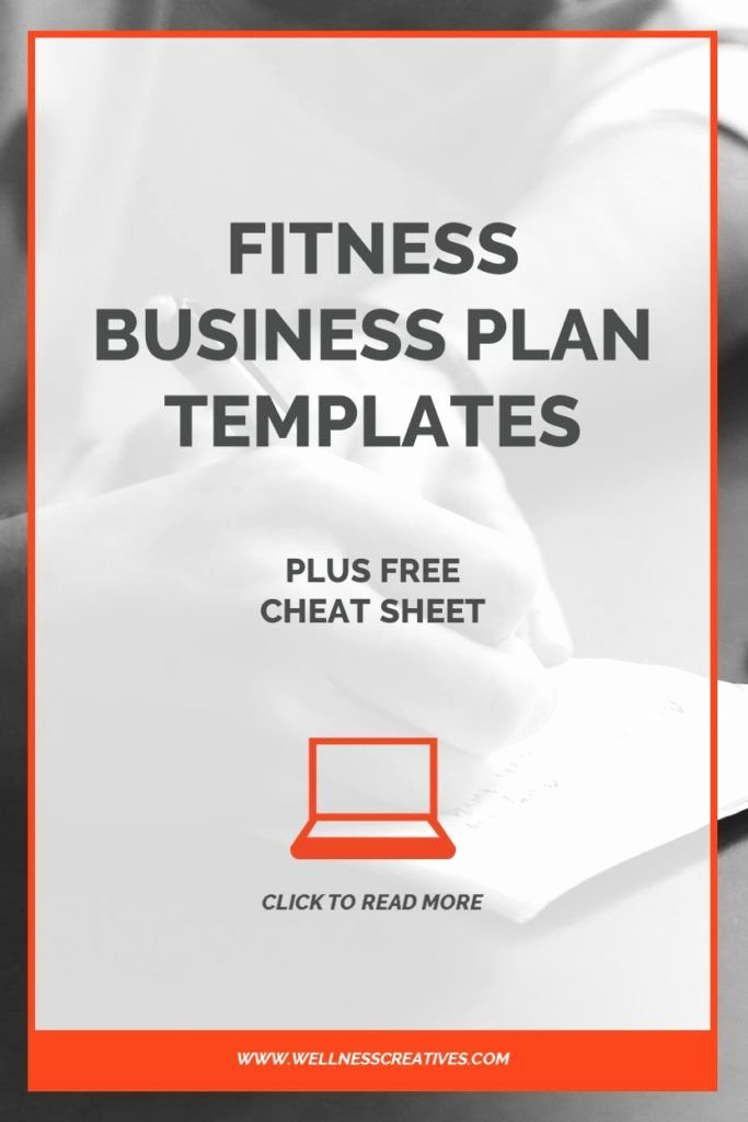 Personal Trainer Business Plan Template Inspirational Gym Business Plan Essentials [ Fitness Center Template